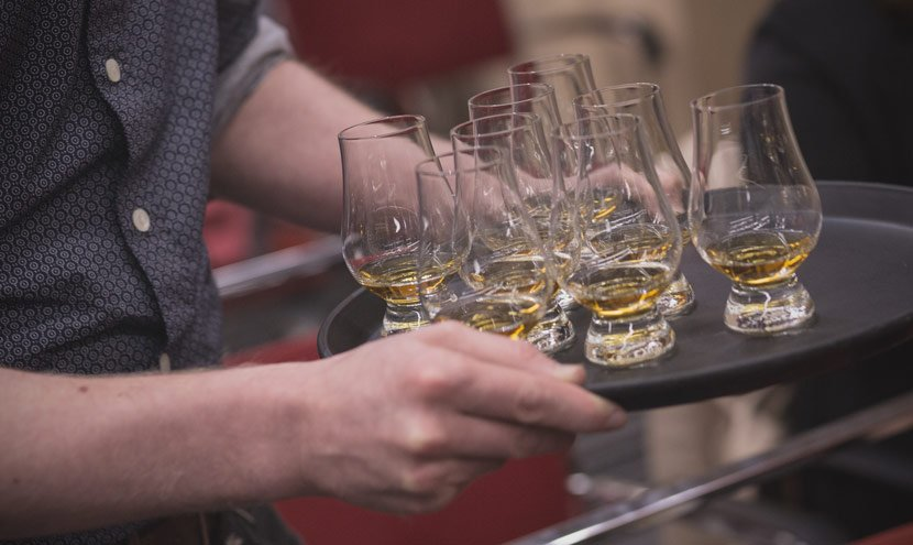 Our guide to whisky glasses