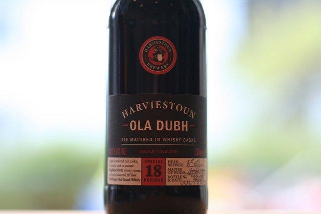Harvistoun Ola Dubh
