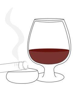 Le verre Snifter