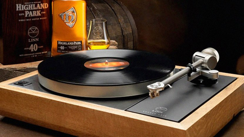 Linn Record player