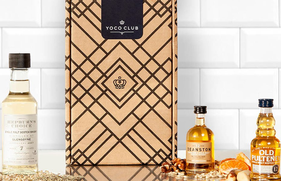 Win a whisky subscription with YoCo