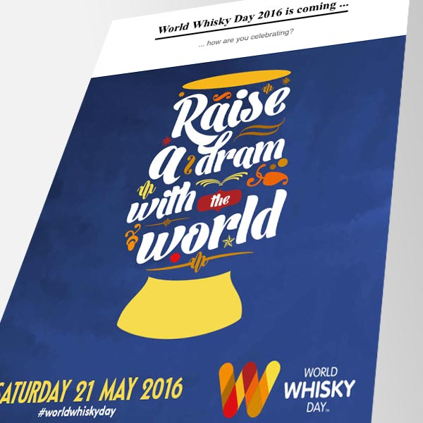 World Whisky Day Notifications