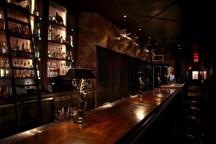 Seven Grand Bar, Los Angeles