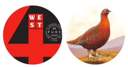 WEST 4 and Famous Grouse