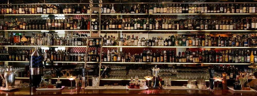 Widder bar, Zurich