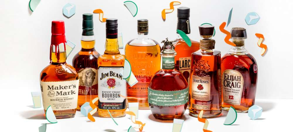 Selection of Bourbon