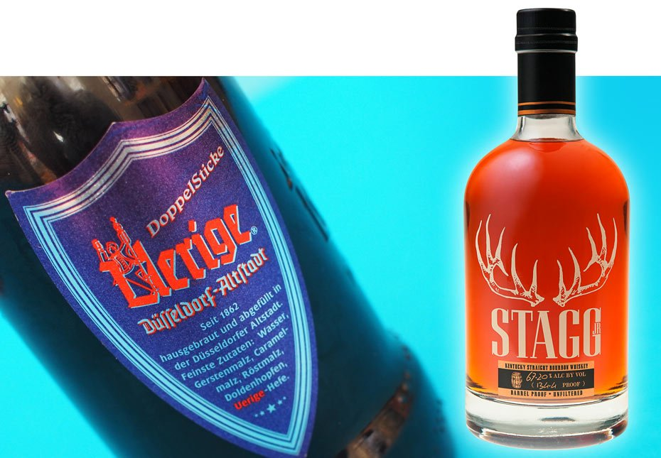 Uerige Doppelsticke and Stagg Jr