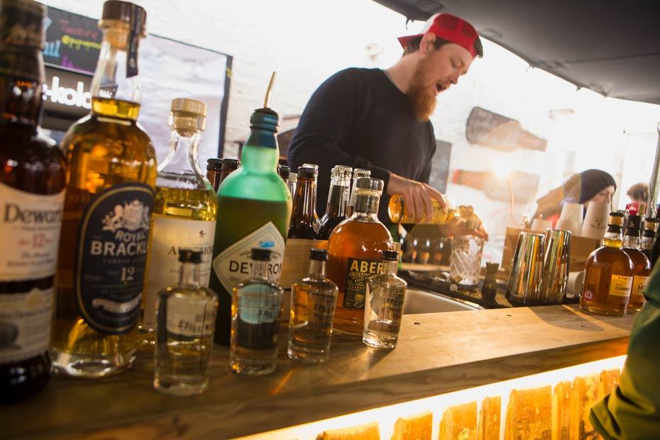 World Whisky Day at The Pitt, Edinburgh