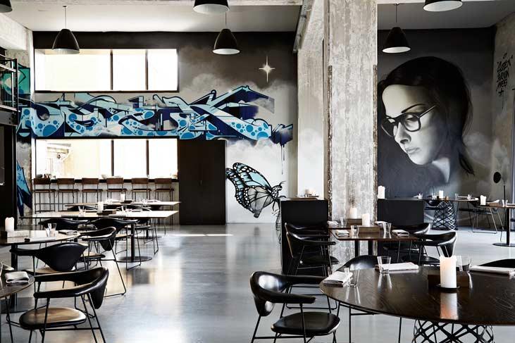Amass restaurant, Copenhagen