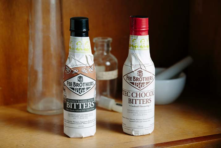 Fee Brothers Chocolate and Whisky Barrel Aged Bitters