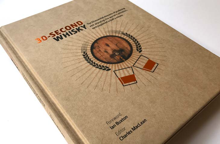 30 Second Whisky book cover