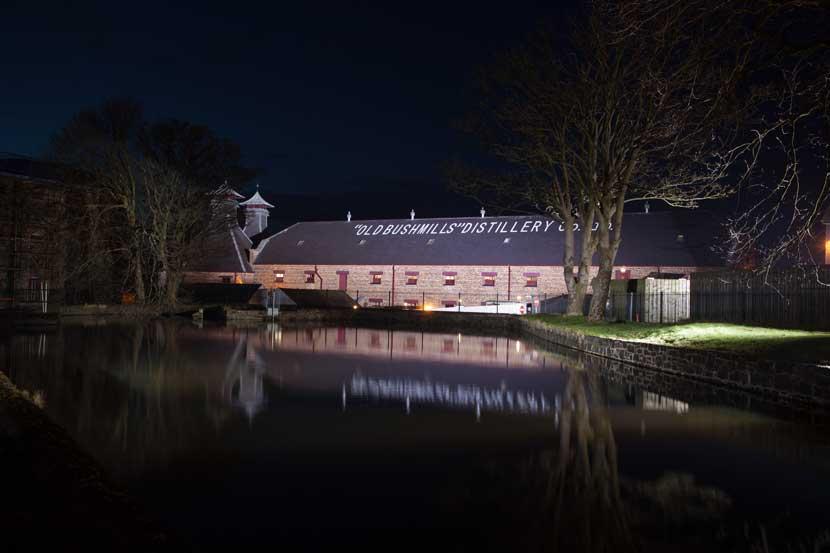 Bushmills Distillery, Northern Ireland