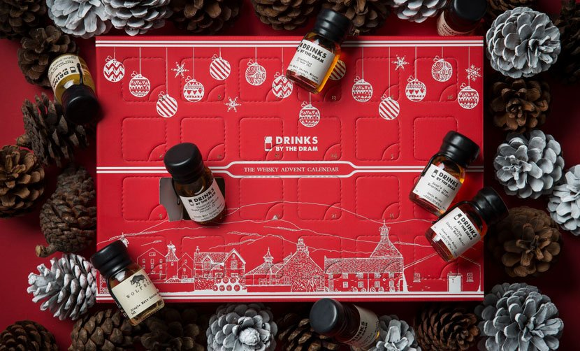A 2017 whisky advent calendar