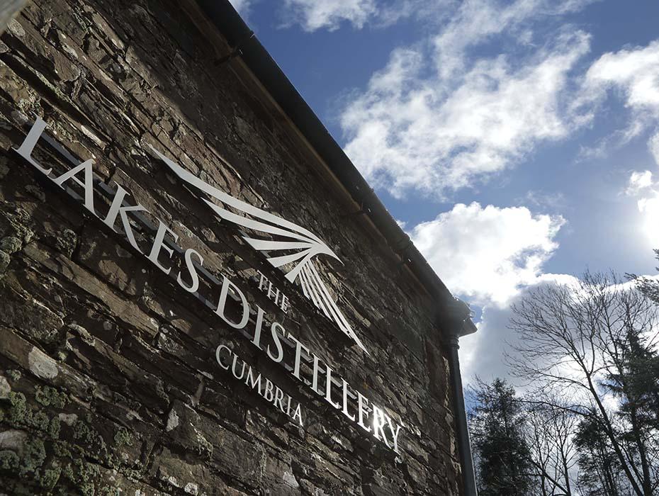 Lakes Distillery, England
