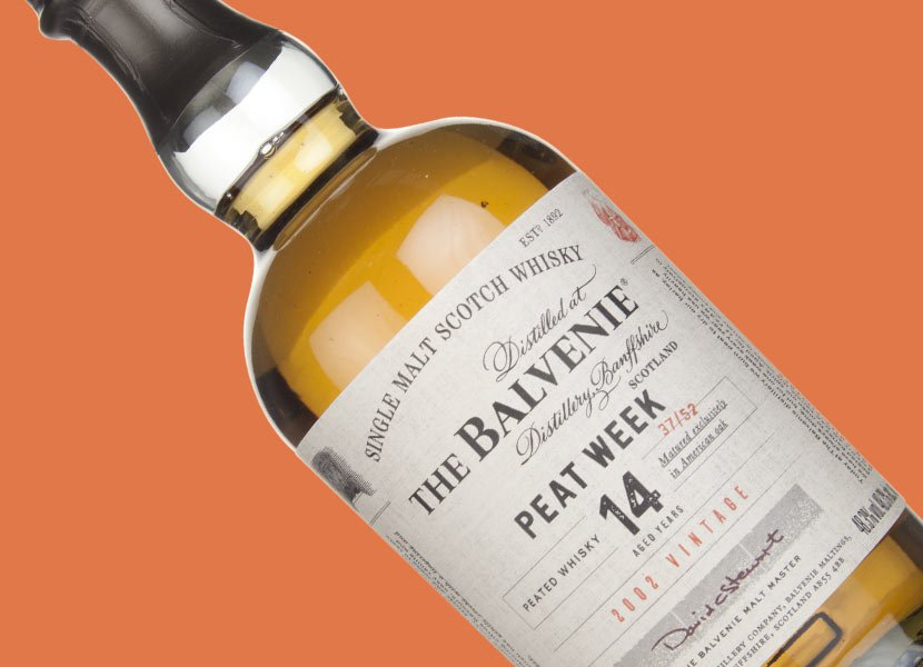 Balvenie 14 Year Old Peat Week