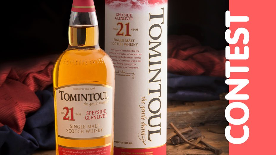 Tomintoul contest