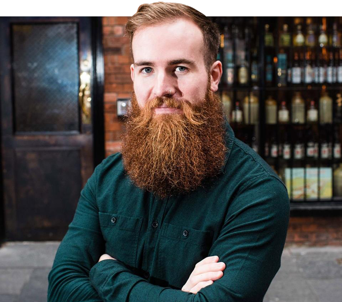 Joe Magowan, Ambassador for Powers Irish Whiskey