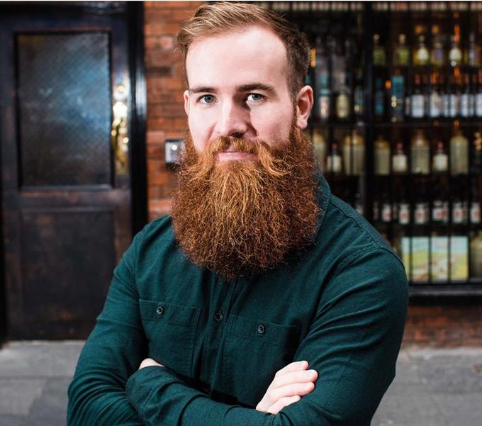 Joe Magowan, Ambassador for Powers Irish Whiskey