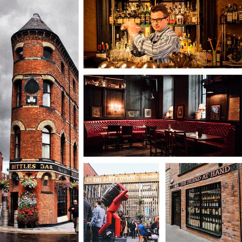 Bars in Belfast