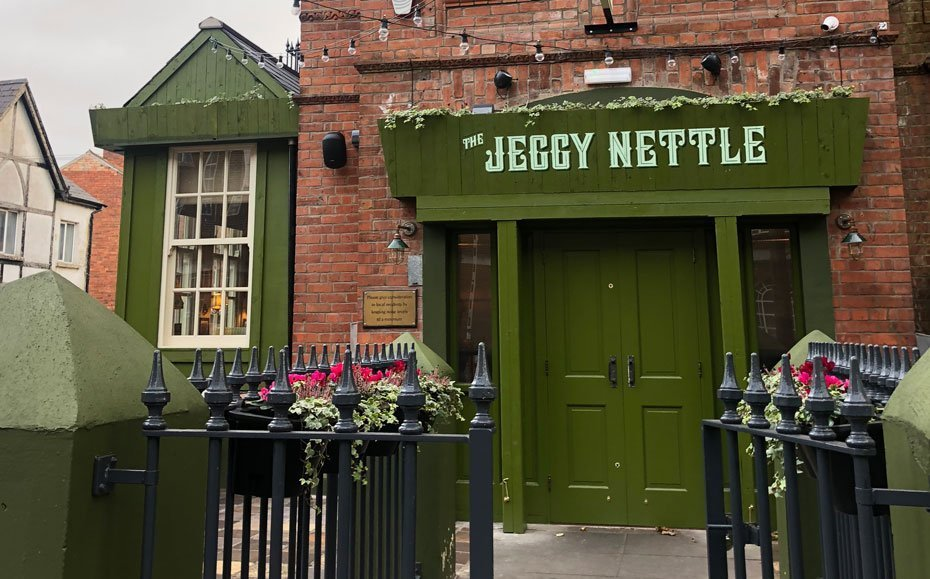 The Jeggy Nettle